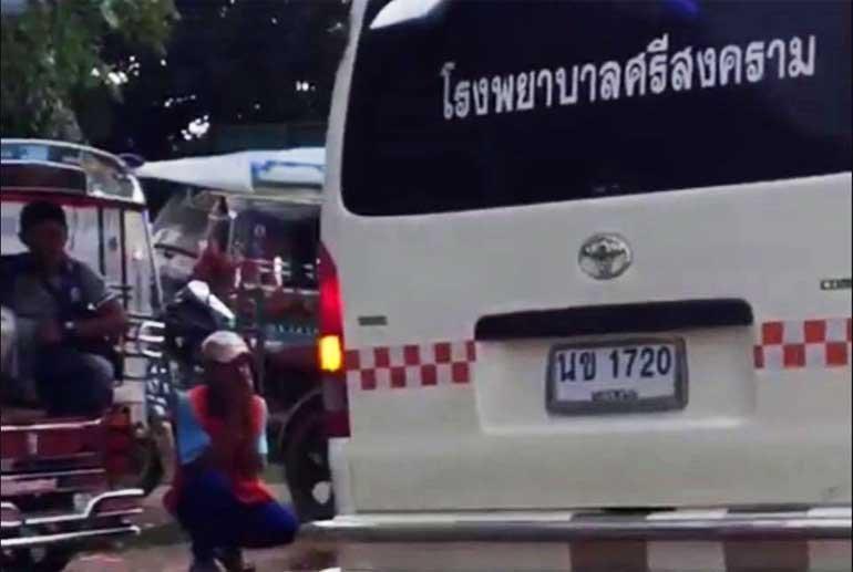ทะเบียนรถบรรทุกสังขารหลวงปู่สนธิ์ คนแห่ซื้อ เกลี้ยงแผง